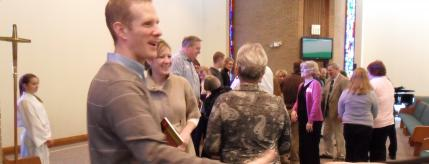 Faith Lutheran Church and Campus Ministry